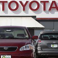 Toyota Autos werden in den USA verschärft geprüft