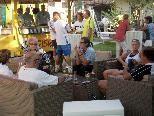 Viele Zuschauer täglich beim Senioren-Tennis Montfortcup in Feldkirch.
