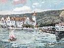 100 Jahre Kaiser-Strand-Palast-Hotel am schönsten Platz am österreichischen Bodenseeufer.