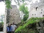 Am kommenden Wochenende steigt das Burgruinenfest mit über 150 Mitwirkenden.