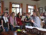 Andrea Kapun wird nun ab Mitte September den Lustenauer Gesangverein Konkordia musikalisch leiten.