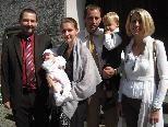 Anna wurde in der Dreifaltigkeitskirche getauf