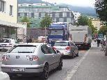 Bei einem Workshop soll über die prekäre Verkehrssituation in der Dornbirner Innenstadt nach gemeinsamen Lösungen gesucht werden.