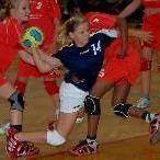 Damenspielerin Zadravec zeigte gegen Hypo I eine tadellose Leistung.