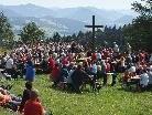 Das Schönwetter lockte viele Besucher auf den Schneiderkopf