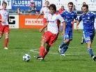 Der FC Viktoria Bregenz und der FC Andelsbuch trennten sich am Sonntag 2:2.