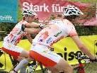 Der Sieg beim Bike-Event geht nur über perfektes Teamwork
