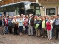 Die Andelsbucher Senioren unterwegs