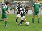 Die Auer Youngsters (in schwarz) mussten sich in Alberschwende erneut geschlagen geben.