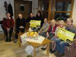 Die Bewohner des Hauses St. Josef freuten sich über die großzügige Spende.