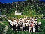 Die Lingenauer Senioren in Galtür
