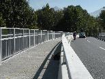 Die Werbenhofbrücke ist wieder frei befahrbar
