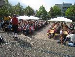 Diesen Sonntag findet der Kilbi Tosters auf dem Kirchplatz statt.