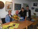 Ehengäste Hedinger, Hildegard Tschugmell, Vroni Scheikl