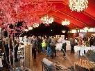 Im stilvollen Ambiente des Freudenhauses präsentierten sich am Samstag Lustenauer Händler und Produzenten