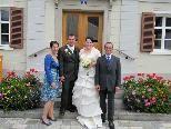 Katharina Galehr und Markus Marent feierten ihre Hochzeit am 10.9.