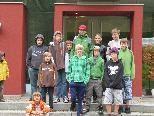 Kinder aus Vorarlberger Kinderdorf erlebten Wellnesswochenende in Brand.