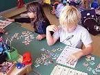 Kinder lernen spielerisch