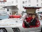 """""""Mercedes-Benz & Friends""""-Event im Lochauer Seehotel Am Kaiserstrand."""