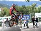Motorrad Trialsport Wettbewerb