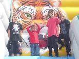 Neben Fußball stand dieses Wochenende auf der Birkenwiese Spaß, Vergnügen und die Familie im Mittelpunkt.