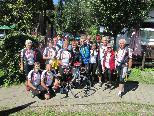 Pensionisten-RadlerInnen aus dem Ländle erlebten eine schöne Radtour