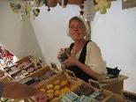 Reichhaltiges Angebot auf dem Mittelaltermarkt