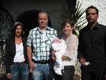 Ronja Zech wurde in Ludescherberg getauft