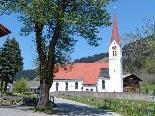 Symbolbild/Kirche in Sibratsgfäll