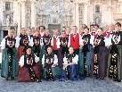 Trachtengruppe Vandans in Murcia/Spanien