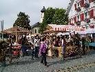 Treffpunkt Herbstmarkt heißt es am Sonntag, 3. Oktober in Thüringerberg.