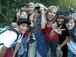 Viel Spaß beim Schulausflug hatten die Schülerinnen und Schüler der MS Baumgarten.