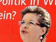 Wiens VP-Chefin Marek kann an der Bildngspolitik der SPÖ nichts Gutes finden.