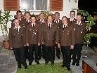 das neue Kommando der OF-Vandans