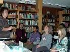 Alice Gabathuler zu Gast in der Bücherei Hörbranz