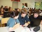 Am BRG Schoren setzen sich SchülerInnen, LehrerInnen und Eltern mit Neuen Medien auseinander.