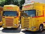 Am Samstag steigt in Sulz das Scania Treffen.