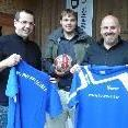 Architekten-Brüderpaar Marte unterstützt Feldkirchs Handballer.