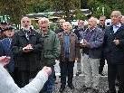 Ausflugsfahrt des Männergesangsverein Höchst zum Lago Maggiore