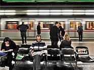 Bis dato ist der Einsatz der Nacht-U-Bahn durchaus erfolgsversprechend.