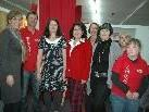 Das Carla-Möslepark Team am Tag der offenen Tür