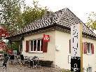 Das Dorfcafé Mokka bei der Radwegbrücke über den Alten Rhein ist ab Mitte Oktober wieder geöffnet.