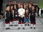 Der Dornbirner Fanfarenzug feierte heuer 20-jähriges Jubiläum.