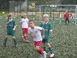 Der FC Dornbirn U9 zeigte am Wochenende beim Derby gegen Austria Lustenau tollen Fußball.