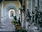 Der Städtische Friedhof St. Peter in Bludenz ist vom 1. bis 3. November den ganzen Tag und auch nachts geöffnet.