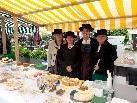 Die Bäuerinnen verwöhnten die Besucher mit Kaffee und Kuchen