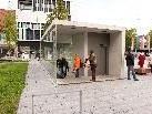 Die Dornbirner Stadtgarage ist nun seit zirka zwei Jahren in Betrieb und gut frequentiert.
