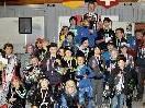Die Teilnehmer des BMX-Vereinscup 2010