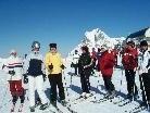 """Die Wiege eines auf 37 Skigebiete angewachsenen Skipasses stand vor über 40 Jahren auf dem Salober, wo sich Warth und Schröcken """"trafen""""."""