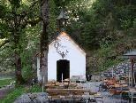 Die originalgetreu restaurierte Kapelle Bad Rothenbrunnen